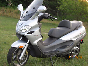 2006 Piaggio X9 Evolution - Quick Sale $2,650.00 Certified