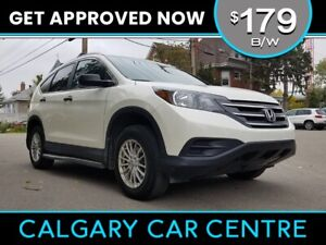 2014 Honda CR-V $179B/W TEXT US FOR EASY FINANCING! 587-582-2859