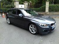 2012 BMW 320 ( 184bhp ) M Sport Touring 8 Speed Auto F31 Diesel
