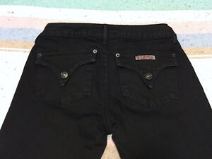 "HUDSON High Rise ""CARLY"" STRAIGHT LEG JEANS Black Ice, Size 26 London Ontario image 9"