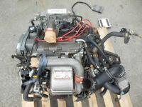 JDM 3SGTE MR2 ENGINE 2ND GEN MR2 FWD ENGINE SW20 MR2 3SGTE APEXI
