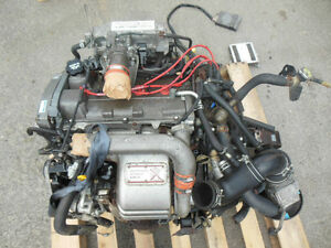 JDM 3SGTE MR2 MOTEUR 2ND GEN MR2 FWD MOTEUR SW20 MR2 3SGTE APEXI