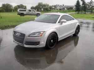Clean Audi tt