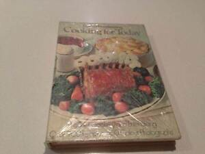 BOOK/COOKING FOR TODAY G.C. HARDBACK/OLD CLASSIC South Perth South Perth Area Preview