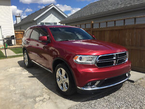 2014 Dodge Durango Limited SUV, Crossover