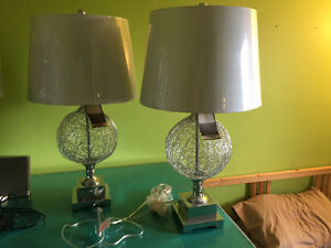 Brand new Ren Wil table lamps