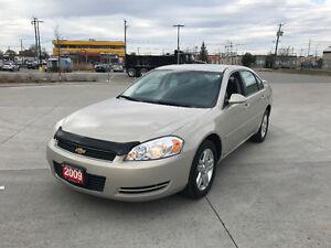 2009 Chevrolet Impala, Automatic, Low Km,3 Years warranty availa