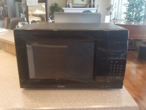 1100 Watt Kenmore Microwave