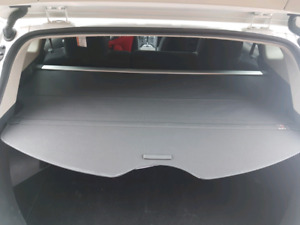Nissan rogue trunk cover
