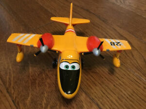 Collectable Lil Dipper Plane with bag
