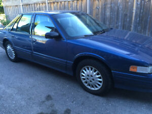 ONLY 1250!  1995 Oldsmobile cutlass supreme!!!