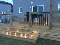 Stephane Deck's & Fencing /  20 yr of Deck Building & Designe