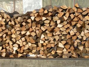 Seasoned Mixed Firewood (Hardwood)