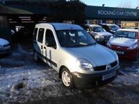 Renault Kangoo 1.2 16v 75 Authentique 2009 35000MLS FULL MOT EXCELLENTMPV,