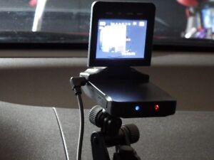 Fluid 'Dash Cam' with SD Card,Mount, Manual,Power Cord.