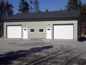 1000 SQ/ FT WAREHOUSE FOR LEASE IN LUCASVILLE / BEDFORD