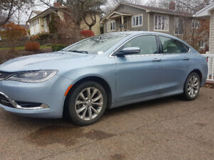 Impeccable 2015 Chrysler 200C FOR SALE