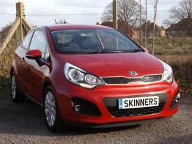 Kia Rio 2 Ecodynamics 3dr PETROL MANUAL 2014/14