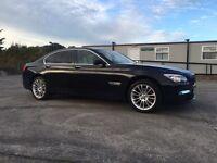 2010 BMW 7 Series 730d M Sport **LOW MILES** FULL MOT
