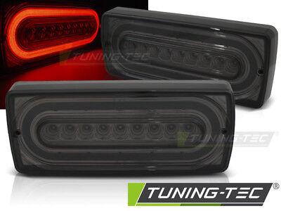 Mercedes G Klasse W463 LED Lihgtbar Rückleuchten, Heckleuchten + Dynamik Blinker