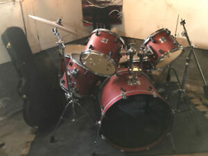 drum yamaha stage custom en érable