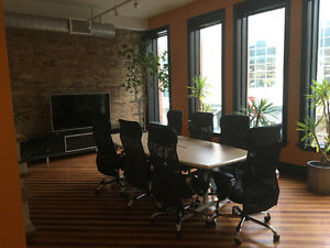 Modern Office Space for Lease in Downtown London