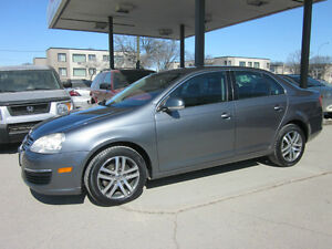 2006 Volkswagen Jetta TDI Luxury Leather Sedan