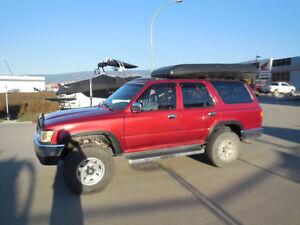 1992 Toyota 4Runner - $5,000 OBO