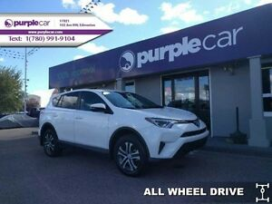 2016 Toyota Rav4 LE AWD bluetooth keyless entry - 6000kms!