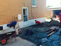Water damage solution / waterproofing 24/7-- great prices