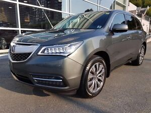 Acura MDX Navigation Package 2015