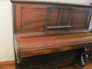 Lovely Antique Upright Piano