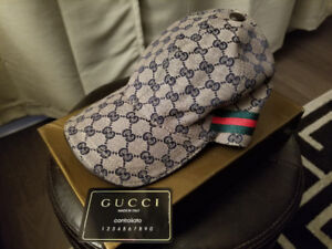 Brand New Men's Gucci Cap $350 or Best Offer