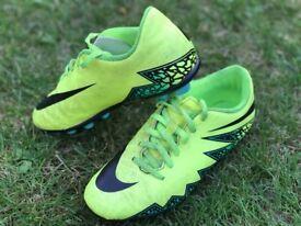 Boys Nike HyperVenom Football Boots