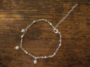 Bead Charm Anklet Jewelry CDN SELLER