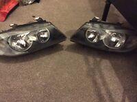 BMW E90 Headlights