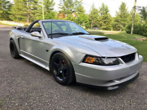 mustang GT 2002 sous steroide!