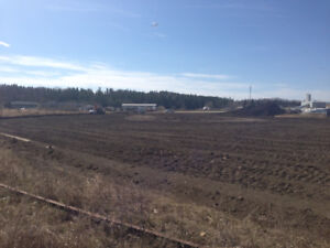 Industrial Land For Lease. 1-50 Acres. Downtown Red Deer