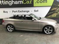 2009 09 BMW 1 SERIES 3.0 125I SE 2D AUTO 215 BHP