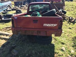 Mazda B22 parts, all pictured is available. Rust free