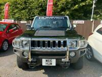 2008 Hummer H3 Right Hand Drive Automatic