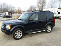 2009 Land Rover LR3 HSE V8 7PASSAGERS