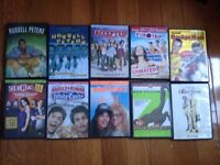 20 Comedy DVDs Lot