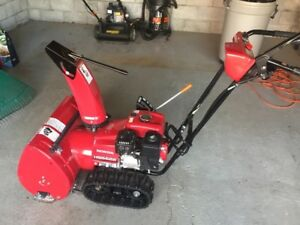 Snowblower - 3  years old - hardly used