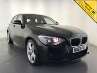 2013 BMW 120D M SPORT AUTOMATIC DIESEL 5 DOOR HATCHBACK CLIMATE CONTROL