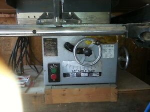 10 table saw  for saw