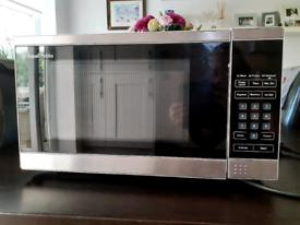 FREE Russell Hobbs digital microwave