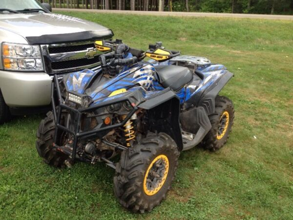 Used 2011 Can-Am renegade xxc