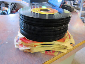 Stack Of Various 60 Records 45's For Sale