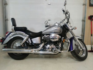 2002 Honda Shadow VT750